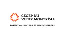 Logo Cegep du Vieux Montréal