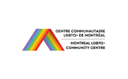 Logo Centre communautaire LGBTQ de Montreal