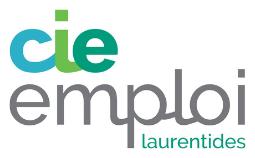 Logo Centre d integration en emploi Cie Laurentides