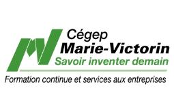 Logo Cegep Marie Victorin