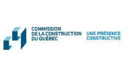 Logo Commission de la construction du Quebec