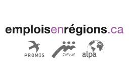 Logo Emplois En Regions