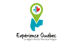 Logo Experience Quebec La region Abitibi Temiscamingue