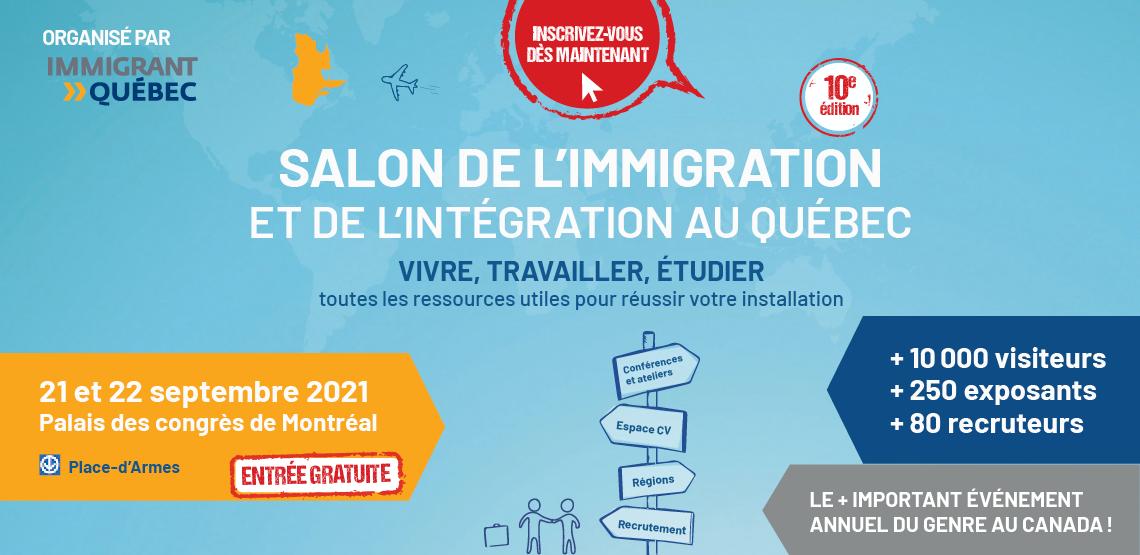 Salon Immigration 2021
